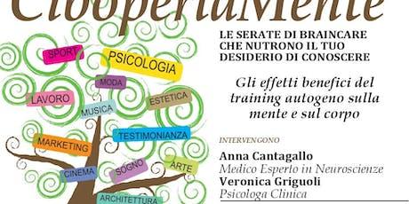 Gli effetti benefici del training autogeno sulla mente e sul corpo biglietti