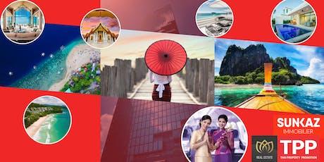 St-Gilles - Conférence 'Vivre ou Investir en Thaïlande' billets