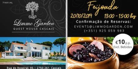 Feijoada - Limmo Garden Guest House Cascais bilhetes