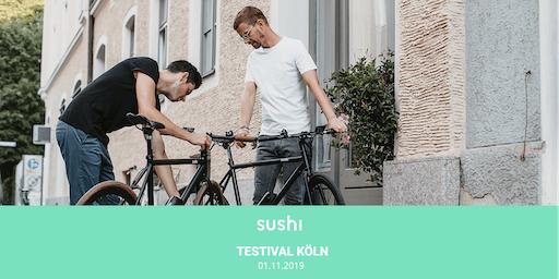 SUSHI Bikes Testival – Köln