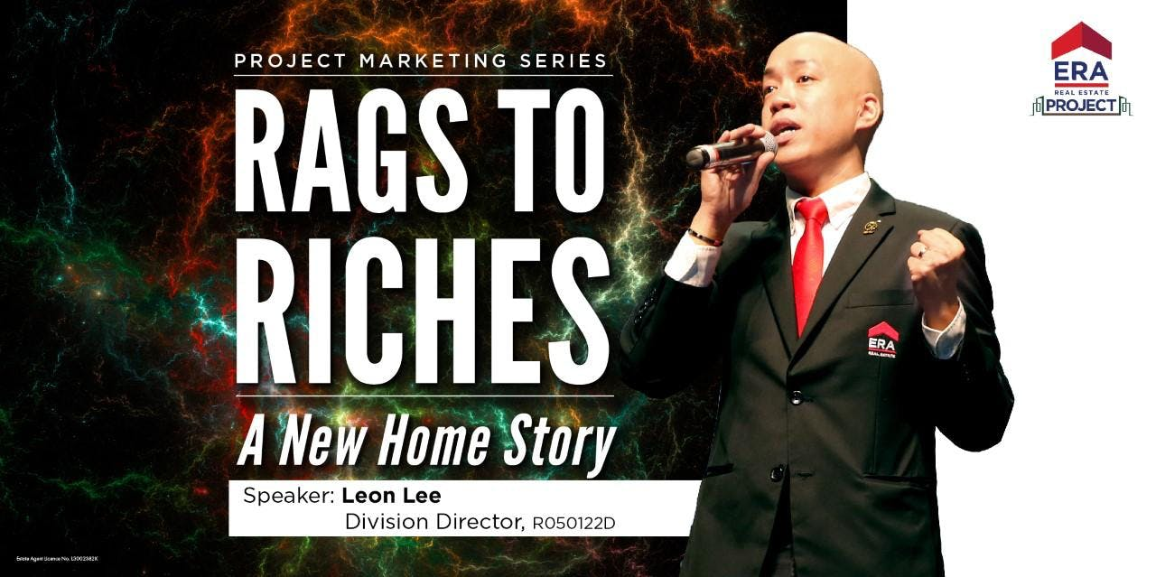 Project Marketing Series: Rags to Riches (A New Home Story)