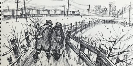 Behind the Scenes: The Norman Cornish Sketchbooks tickets