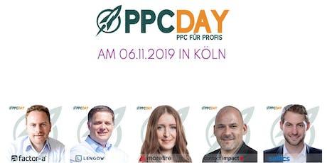 PPC-DAY am 6.11.2019 in Köln Tickets