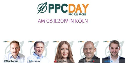 PPC-DAY am 6.11.2019 in Köln
