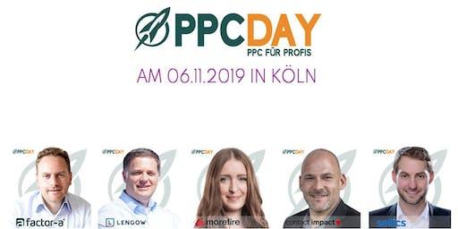 PPC-DAY am 6.11.2019 in Köln