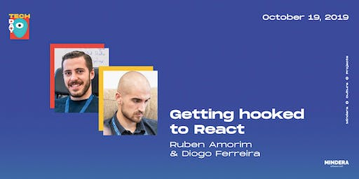 MINDERA TECH DAY WORKSHOP: Getting hooked to React!