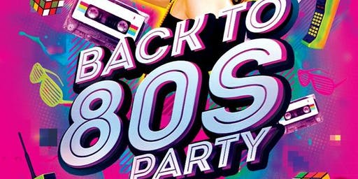 80s Boat Party