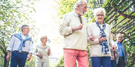 At-Home Senior Living: The Seniors Generation of Today - Engaged, Empowered