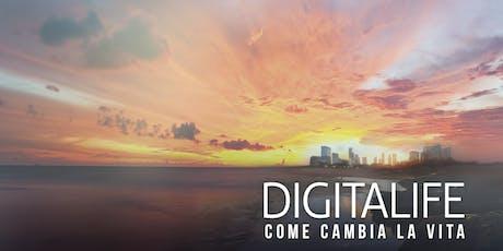 Proiezione del Film Digitalife biglietti