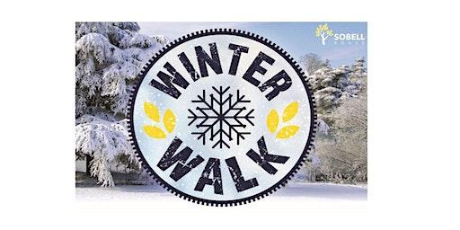 Sobell House's Winter Walk
