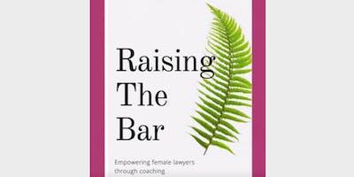 Book Launch - Raising the Bar: empowering female lawyers through coaching