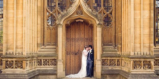 Wedding Showcase at the Bodleian Library