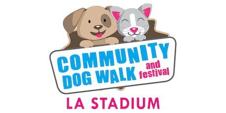 LA Stadium Community Dog Walk & Festival tickets