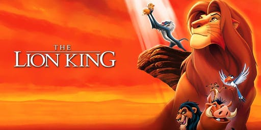 The Lion King 1994 (+ Pizza!)