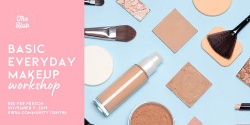 Basic Everyday Makeup Workshop