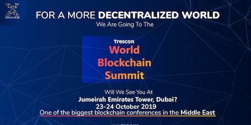 Meet DIGIXHUB At Trescon World Blockchain Summit Oct 23-24,2019 Dubai