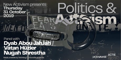 Panel | New Activism series: Politics & Activism tickets