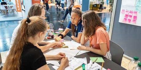 Next Entrepreneurs Schüler Startup Wochenende | 06. - 08.12.19 in München Tickets