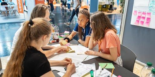 Next Entrepreneurs Schüler Startup Wochenende | 06. - 08.12.19 in München