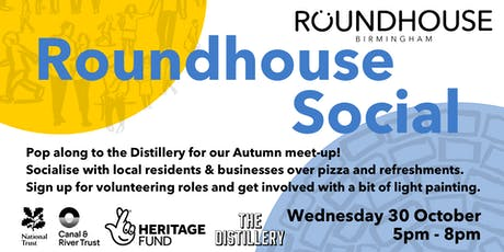 Roundhouse Social tickets