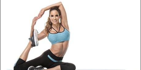Free Yoga Class! Detox Stretch & Sculpt! Master Trainer Jennifer Nicole Lee tickets