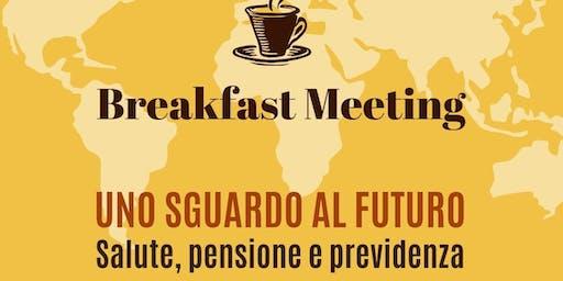 Breakfast Meeting - Uno sguardo al futuro