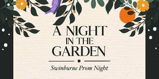 Swinburne Prom Night 2019: A Night In The Garden