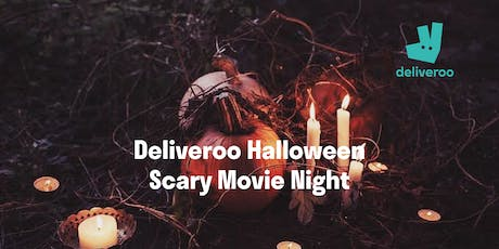 Deliveroo Halloween Scary Movie Night: A Quiet Place tickets