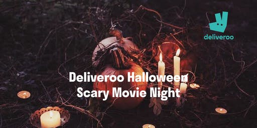 Deliveroo Halloween Scary Movie Night: Ouija