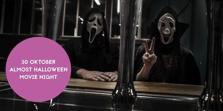 Halloween film avond tickets