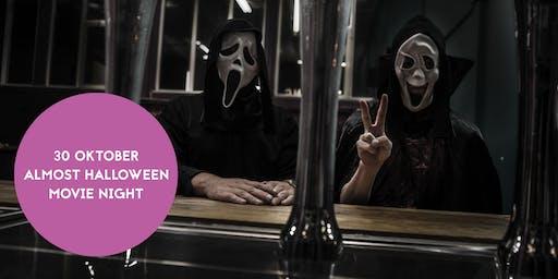 Halloween film avond