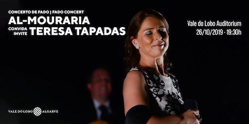 Fado Concert  | Al Mouraria invites… Teresa Tapadas