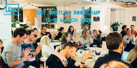 Get Unstuck Bootcamp tickets