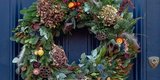Wirral's Luxury Wreath Making Experience