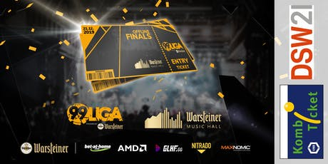99Damage Liga Saison 13 | Offline Finals Tickets