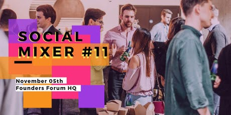 Social Mixer #11 tickets