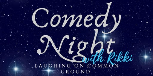 Comedy Night at the Irving Heritage