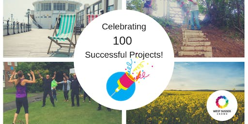 West Sussex Crowd - Celebrating 100 successful campaigns