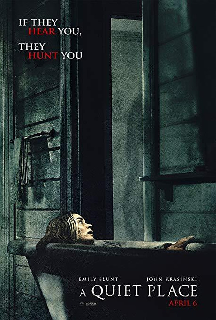 Deliveroo Halloween Scary Movie Night: A Quiet Place image