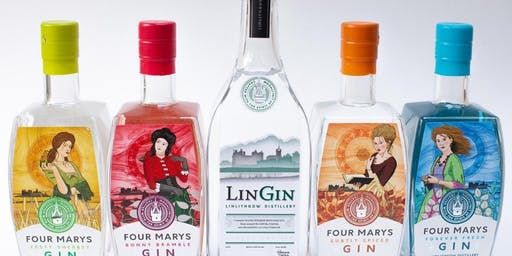 Winter Gin Tasting