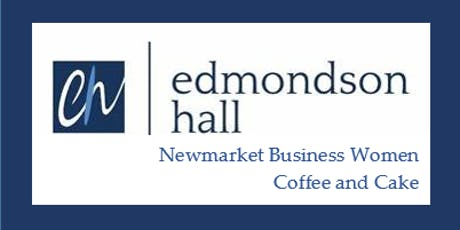 Newmarket Business Women - Coffee & Cake tickets