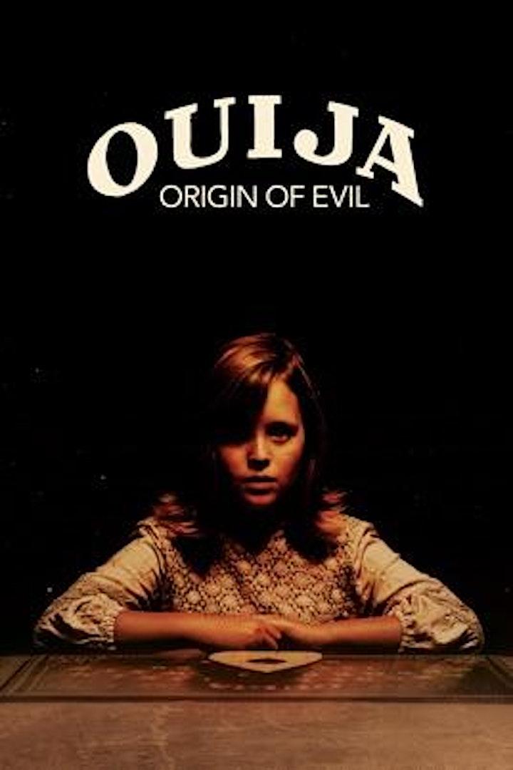 Deliveroo Halloween Scary Movie Night: Ouija image