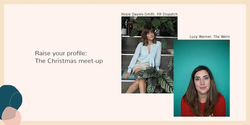 Raise your profile: The Christmas meet up