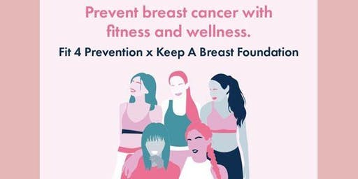 Free Fitness Class for Breast Cancer Awareness Month