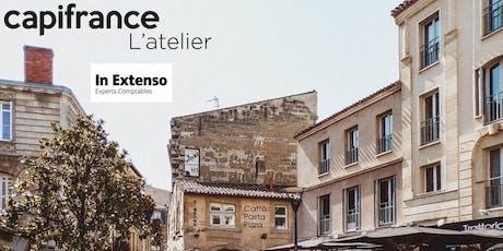 Conférence : Reprendre un commerce à Bordeaux billets