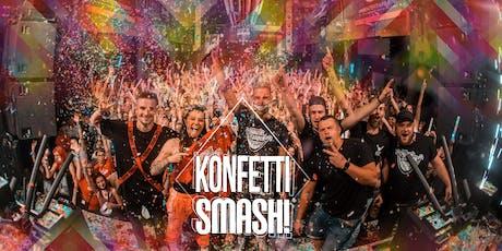 7 Jahre KonfettiSMASH! / Leipzig / Täubchenthal / Sa. 19.09.20 Tickets