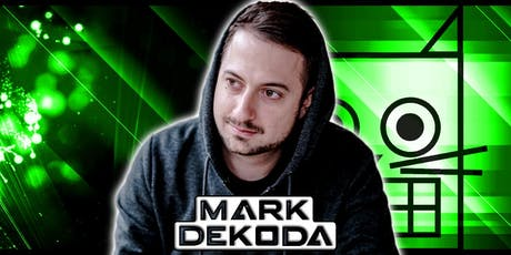 Grinsekatze present / Mark Dekoda Tickets