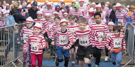 Where's Wally? Fun Run 2020 tickets