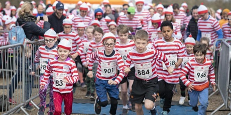 Where's Wally? Fun Run 2020 tickets