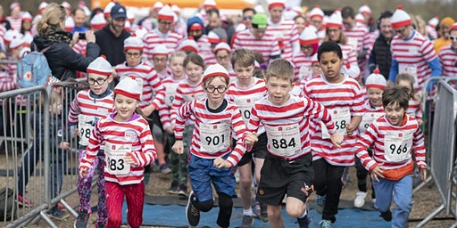 Where's Wally? Fun Run 2020